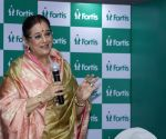 : Mumbai: Shatrughan Sinha felicitates families of organ donors at Fortis Hospital