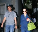Preity Zinta seen at Juhu