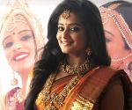 Priyamani during a programme