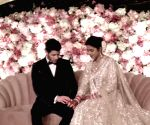 Priyanka Chopra, Nick Jonas' wedding reception