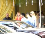 Joe Jonas, Sophie Turner at Priyanka, Nick's puja ceremony