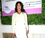 Priyanka Chopra seen at the inauguration of her mother's clinic