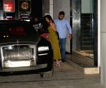 Priyanka Chopra seen outside Siddharth Roy Kapur's office