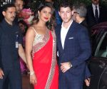 Akash Ambani and Shloka Mehta's engagement ceremony - Priyanka Chopra and Nick Jonas