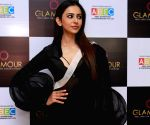 Rakul Preet Singh at Neelam Kothari's  jewelry store launch