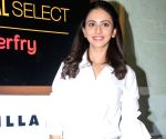 Launch of  Carnival cinema Lounge - Rakul Preet Singh