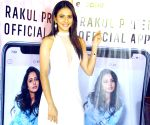 Rakul Preet Singh at the launch Official Mobile App