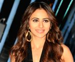 "Rakul Preet Singh at ""The Voice"" sets"
