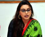 Rani Mukherjee during a programme