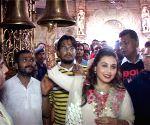 Rani Mukherjee visits Ambaji temple