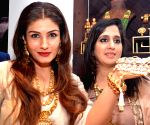 Raveena Tandon launches jewellery store