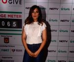 Richa Chadha during a programme