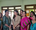 Free Photo: Ridhima Pandit returns to school as chief guest on annual day