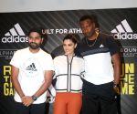 Adidas - Saiyami Kher, Rohit Sharma and Kieron Pollard