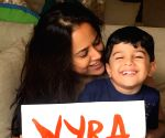 Free Photo: Sameera Reddy names her daughter Nyra