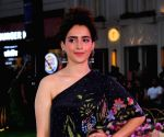 Sanya Malhotra at a fashion event