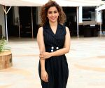 "Promotion of film ""Pataakha"" - Sanya Malhotra"