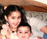 Sara Ali Khan pens quirky post on brother Ibrahim's birthday