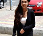 Sara Khan during an event