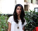Sarah Jane Dias spotted outside a restaurant