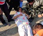 Shabana Azmi grievously injured in Raigad accident