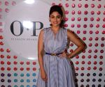 Shamita Shetty during a programme