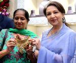 Sharmila Tagore inaugurates jewellery showroom