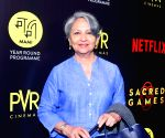Gender solidarity is positive: Sharmila Tagore