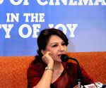21st Kolkata International Film Festival - Sharmila Tagore