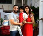 Shilpa Shetty celebrates her son Vivaan 5th birthday