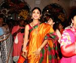 Ram Navami celebrations - Shilpa Shetty