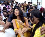 Shilpa Shetty in Patna