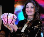 Shilpa Shetty during inauguration of Dum Dum Food festival