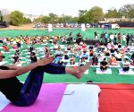 Yoga camp - Shilpa Shetty