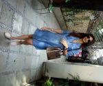 Shilpa Shetty seen at IOSIS spa