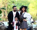 Shilpa Shetty during son's birthday celebrations