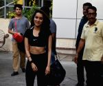 Shraddha Kapoor seen at a dance class
