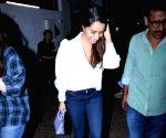 Shraddha Kapoor seen at Bandra