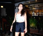 Shriya Saran seen at Bandra