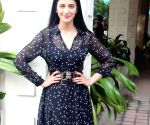 021019) Mumbai: Shruti Haasan during RPG Foundation programme