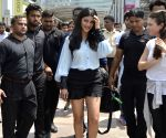 Shruti Hassan during a promotional programme