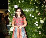 Dia Mirza, Soha Ali Khan at 'Saundh' store launch