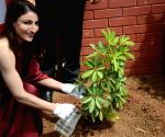 "World Environment Day"" - Soha Ali Khan"
