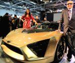 Auto Expo 2018 - Sonakshi Sinha unveils 'DC TCA