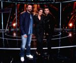 India's Next Superstars - Rohit Shetty, Sonakshi Sinha and Karan Johar