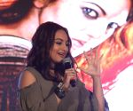 Sonakshi Sinha during the trailer launch of film Akira
