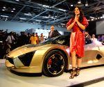 Auto Expo 2018 - Sonakshi Sinha unveils 'DC TCA'