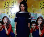 Screening of film Behen Hogi Teri