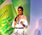 Sonali Bendre during a programme