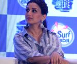 Sonali Bendre and Mini Mathur promote Ready For Life campaign